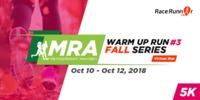 MRA VIRTUAL WARM UP - FALL SERIES