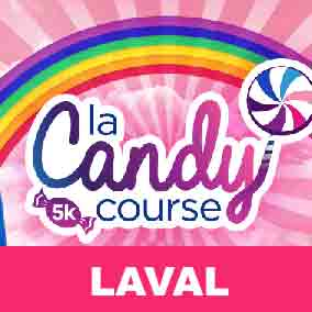 CANDYCOURSE 5K LAVAL