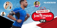 JUSTMOVE OPEN - OCTOBER EDITION