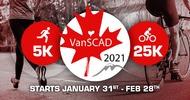 VanSCAD2021 Virtual25K Bike Ride